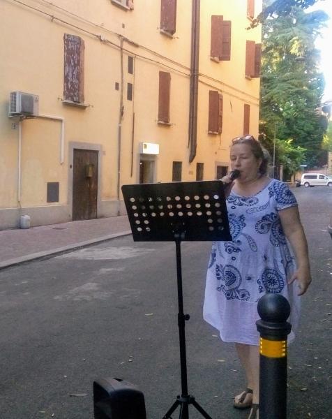 Chiara ci porta il suo impegno per Amnesty