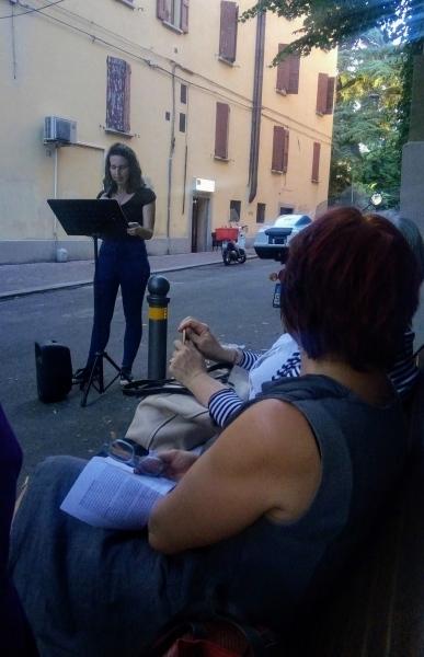 Francesca e un ricordo emozionante di Giulio Regeni