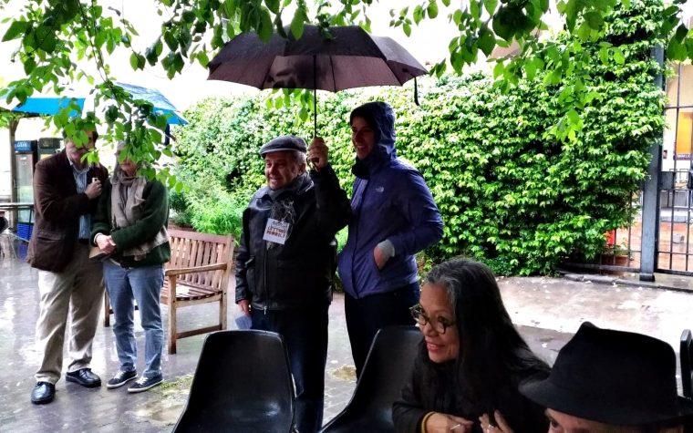 In un giorno di pioggia, a Diverdeinverde …